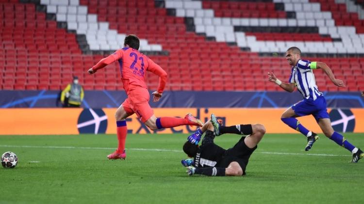 «Порту» – «Челси» – 0:2. Обзор матча и видео голов