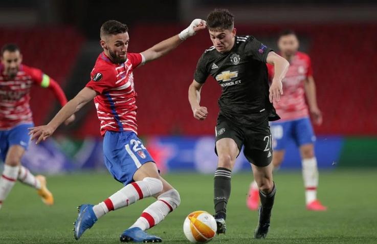 «Гранада» - «Манчестер Юнайтед» - 0:2. Обзор матча и видео голов