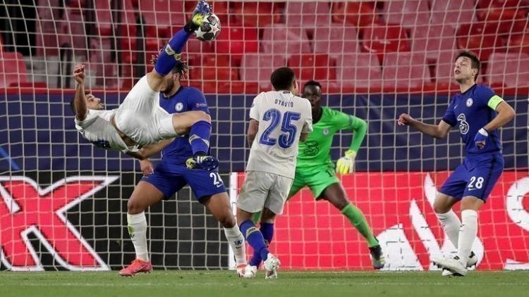 «Челси» – «Порту» – 0:1. Обзор матча и видео голов