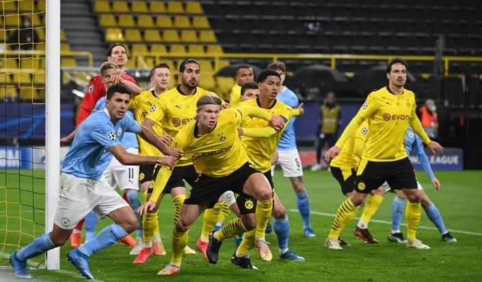 «Боруссия» Дортмунд – «Манчестер Сити» - 1:2. Обзор матча и видео голов