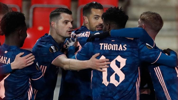 «Славия» – «Арсенал» – 0:4. Обзор матча и видео голов