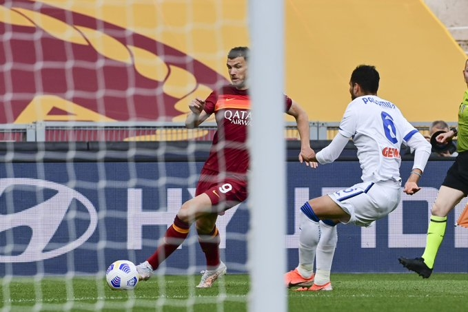 «Рома» - «Аталанта» - 1:1. Обзор матча и видео голов