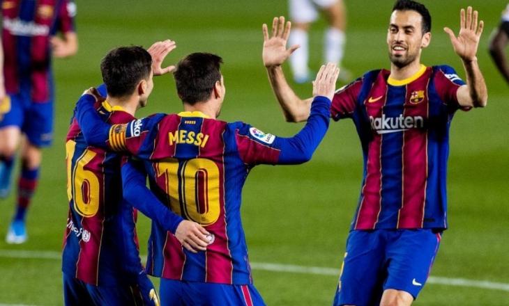 «Барселона» - «Хетафе» - 5:2. Обзор матча и видео голов
