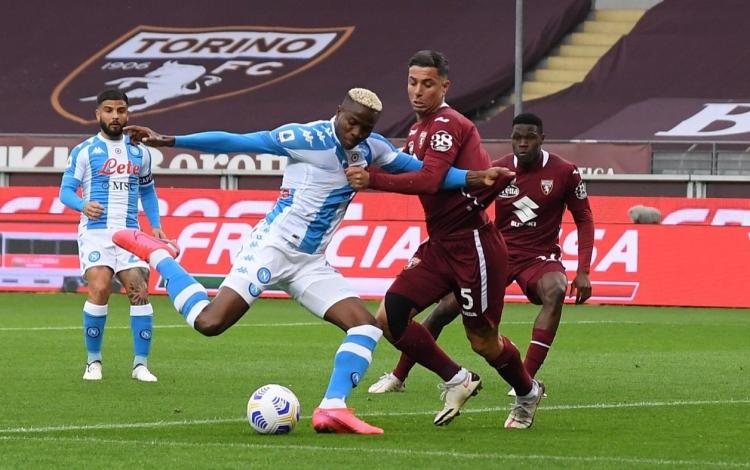 «Торино» - «Наполи» - 0:2. Обзор матча и видео голов