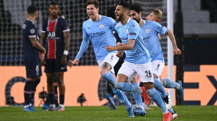 «ПСЖ» – «Манчестер Сити» – 1:2. Обзор матча и видео голов