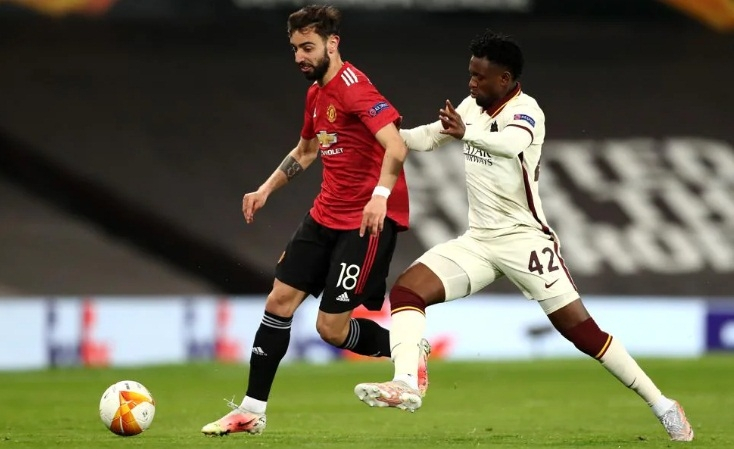 «Манчестер Юнайтед» – «Рома» – 6:2. Обзор матча и видео голов