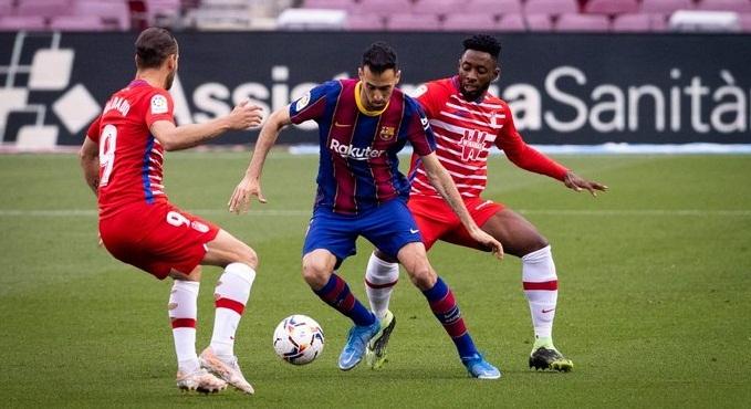 «Барселона» - «Гранада» - 1:2. Обзор матча и видео голов