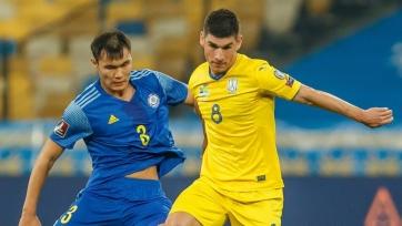 Украина – Казахстан – 1:1. Обзор матча и видео голов