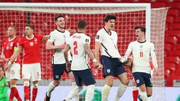 Англия – Польша – 2:1. Обзор матча и видео голов