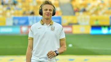 Зинченко: «Матчи с Финляндией и Казахстаном будут для нас хорошим уроком»
