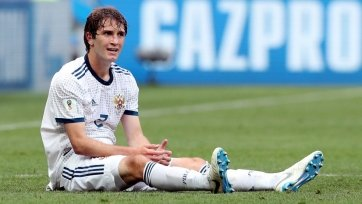 Защитник сборной России Фернандес вошел в сборную первого раунда евроотбора ЧМ-2022