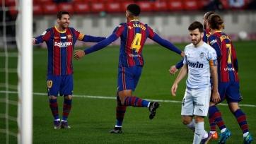 Араухо: «Месси – это «Барселона», сложно представить его в другой футболке»