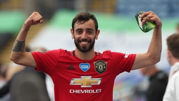 Фернандеш: «Манчестер Юнайтед» создан для трофеев»