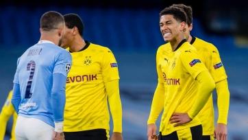 «Ман Сити» вырвал на последних минутах победу у «Боруссии» Дортмунд