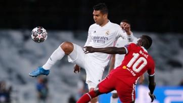 «Реал» в Мадриде обыграл «Ливерпуль» в первом четвертьфинальном матче  ЛЧ