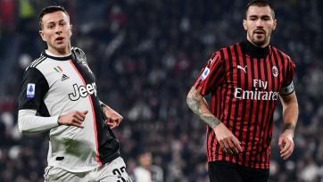 «Ювентус» и «Милан» могут обменяться игроками
