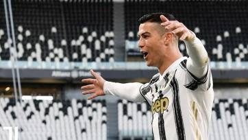 Роналду забил 25 голов в чемпионате в 11 раз за последние 12 лет