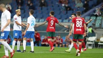 «Ахмат» и «Локомотив» сыграют в полуфинале Кубка России