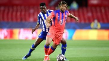 «Челси» в гостях обыграл «Порту» в первом четвертьфинале ЛЧ