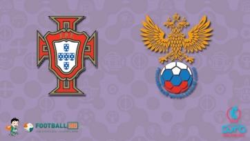Португалия – Россия – 0:1. Текстовая трансляция матча