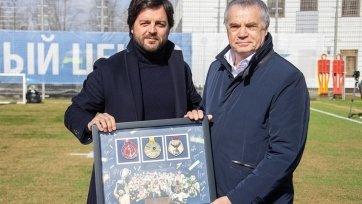 «Зенит» сообщил о прекращении сотрудничества со спортивным директором