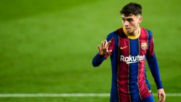 «Барселона» хочет продлить контракт с Педри
