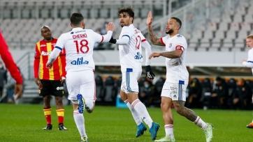 «Лион» вышел в 1/4 финала Кубка Франции через серию пенальти