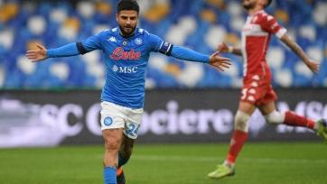 «Милан» провел переговоры с агентом Инсинье