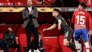 Наставник «Гранады»: «Во втором тайме мы наиграли на гол»