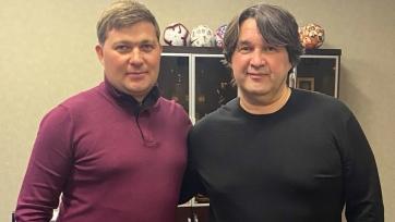 «Уфа» представила нового главного тренера
