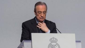Перес – безальтернативный кандидат на должность президента «Реала»