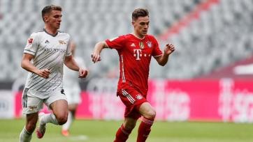 «Бавария» обеспечила себе участие в Лиге чемпионов-2021/2022