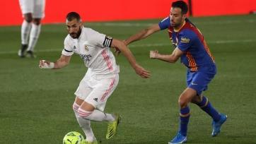«Реал Мадрид» – «Барселона» – 2:1. Текстовая трансляция матча