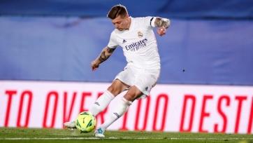 «Реал» забил со штрафного в Эль-Класико впервые за 20 с лишним лет