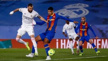 «Реал» Мадрид – «Барселона» – 2:1. Обзор матча и видео голов