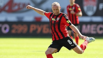 Глушаков хочет вернуться в сборную России