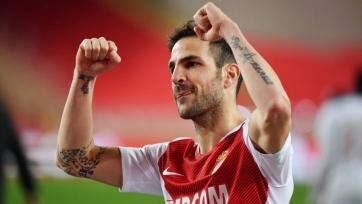 Фабрегас доработает до конца контракт с «Монако»