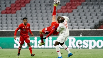 «ПСЖ» – «Бавария» – 0:1. Текстовая трансляция матча