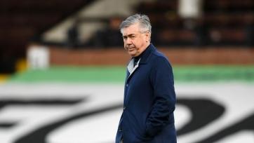 Анчелотти надеется на выход «Эвертона» в еврокубки