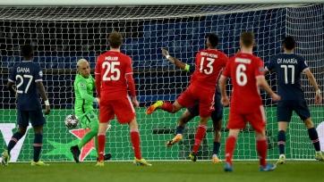 Проиграли войну. «Бавария» обыграла «ПСЖ» в ответной игре, однако вылетела из Лиги чемпионов