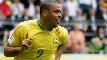 Джоркаефф: «Роналдо - лучший с кем я играл»