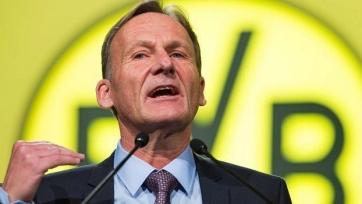 Гендиректор «Боруссии» Дортмунд: «Теперь наши шансы гораздо выше»