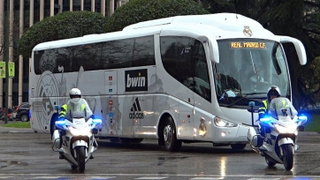 Фанаты «Ливерпуля» атаковали автобус «Реала»