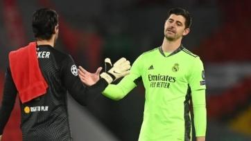 Куртуа: «Будет очень приятно увидеть знакомые лица в матче против «Челси»
