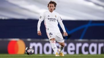 Модрич договорился с «Реалом» о продлении контракта
