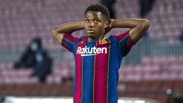 Фати вернулся в заявку «Барселоны»