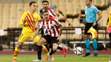 «Атлетик» – «Барселона» – 0:4. Текстовая трансляция матча