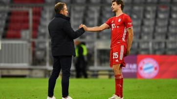 Мюллер отреагировал на заявление Флика об уходе из «Баварии»