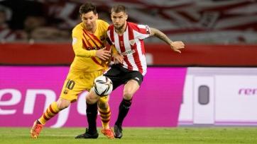 «Барселона» разгромила «Атлетик» в финале Кубка Испании