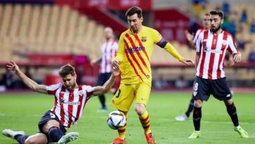 «Атлетик» - «Барселона» - 0:4. Обзор матча и видео голов